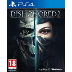 DISHONORED 2 LIMITED EDITION PS4 FRANCAIS OCCASION