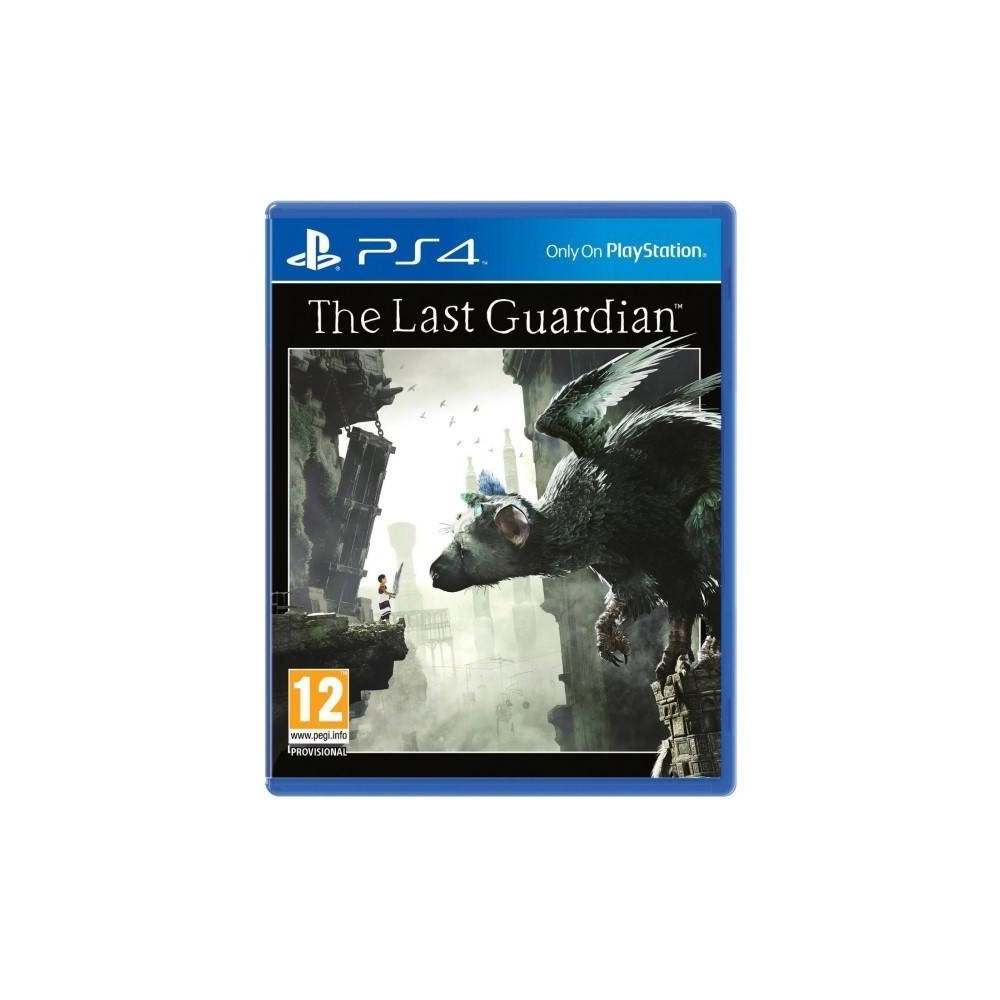 THE LAST GUARDIAN PS4 FRANCAIS OCCASION