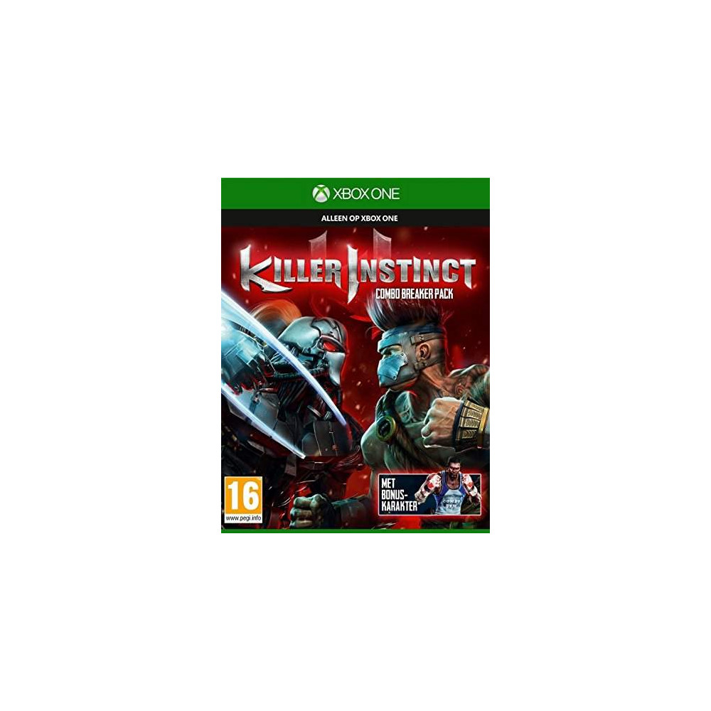 KILLER INSTINCT XONE FR OCCASION