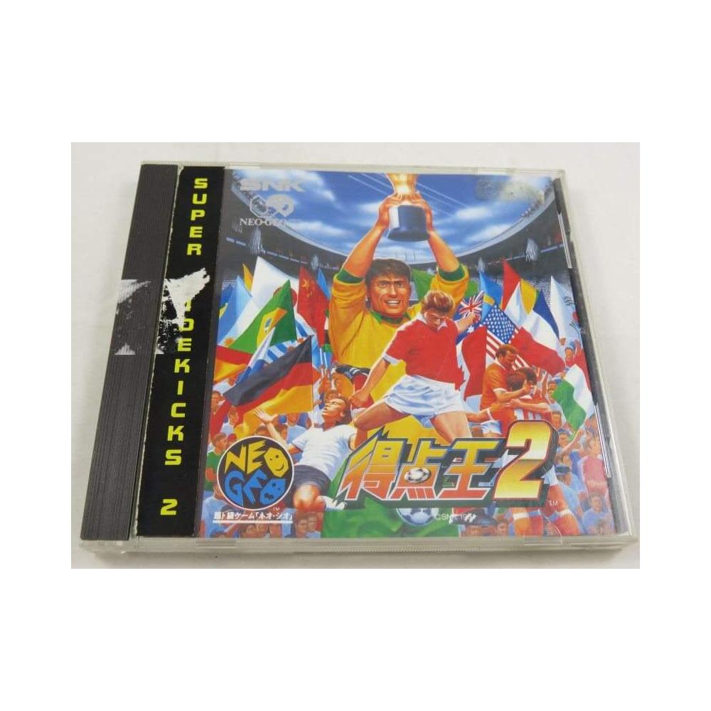 SUPER SIDEKICKS 2 (IMPORT FR) NEO GEO CD JPN OCCASION