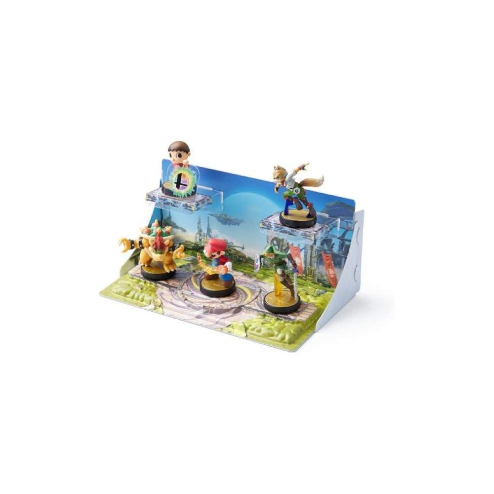 AMIIBO DIORAMA KIT SUPER SMASH BROS JPN NEW