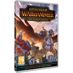 TOTAL WAR WARHAMMER OLD WORLD PC FRANCAIS NEW