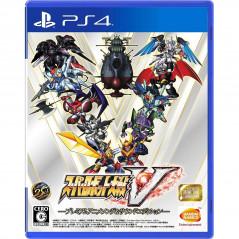 SUPER ROBOT WARS V PREMIUM ANIME SONG & SOUND EDITION PS4 JPN NEW