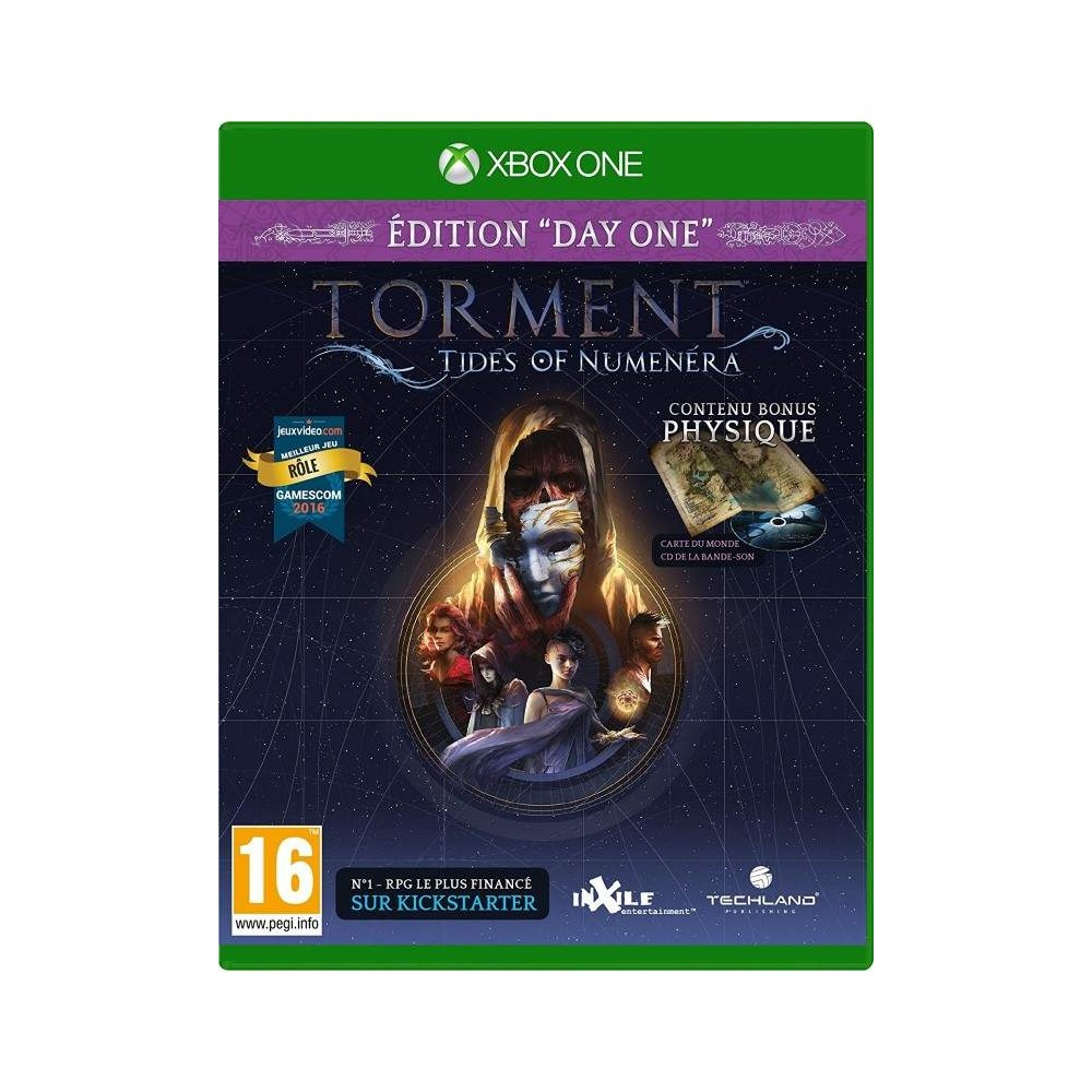 TORMENT TIDES OF NUMENERA DAY ONE EDITION XONE UK NEW