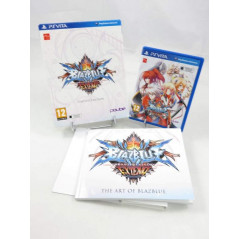 BLAZBLUE CHRONO PHANTASMA EXTEND LIMITED EDITION PSVITA UK OCCASION