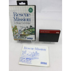 RESCUE MISSION MASTER SYSTEM PAL-EURO OCCASION