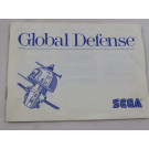 GLOBAL DEFENSE MASTER SYSTEM PAL-EURO OCCASION