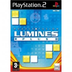 LUMINES PLUS PS2 PAL-EURO NEW