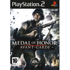 MEDAL OF HONOR AVANT-GARDE PS2 PAL-FR NEW