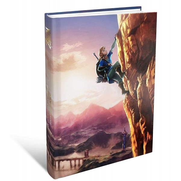 GUIDE THE LEGEND OF ZELDA : BREATH OF THE WILD COLLECTOR NEW