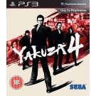 YAKUZA 4 PS3 UK OCCASION