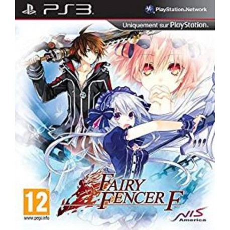 FAIRY FENCER F PS3 FR OCCASION