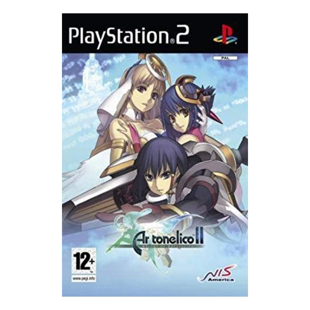 AR TONELICO II : MELODY OF METAFALICA PS2 PAL-FR OCCASION