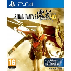 FINAL FANTASY TYPE 0 HD PS4 VF