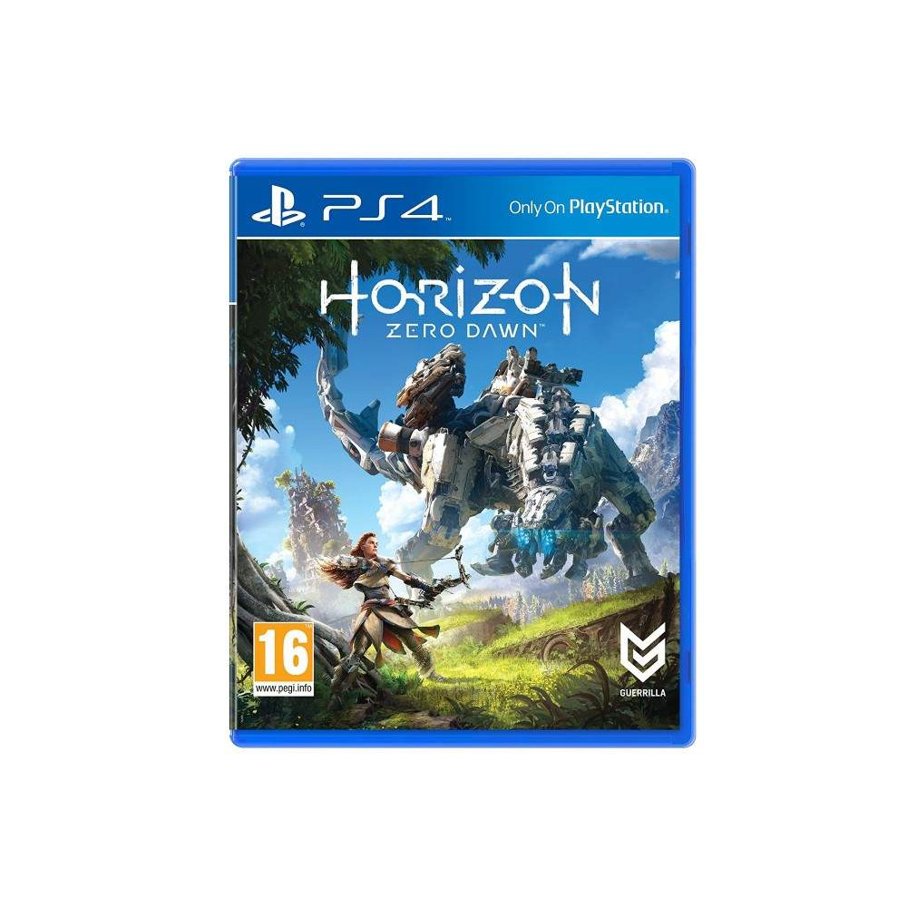 HORIZON ZERO DAWN PS4 UK NEW