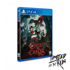 CURSES'N'CHAOS PS4 ALL NEW