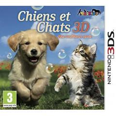 CHIENS ET CHATS 3D 3DS VF OCC