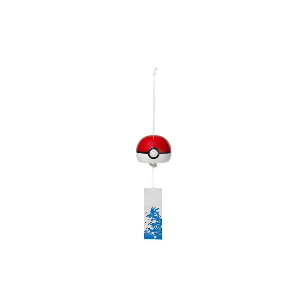 WIND CHIMES MONSTER BALL POKEMON CENTER JAPAN NEW