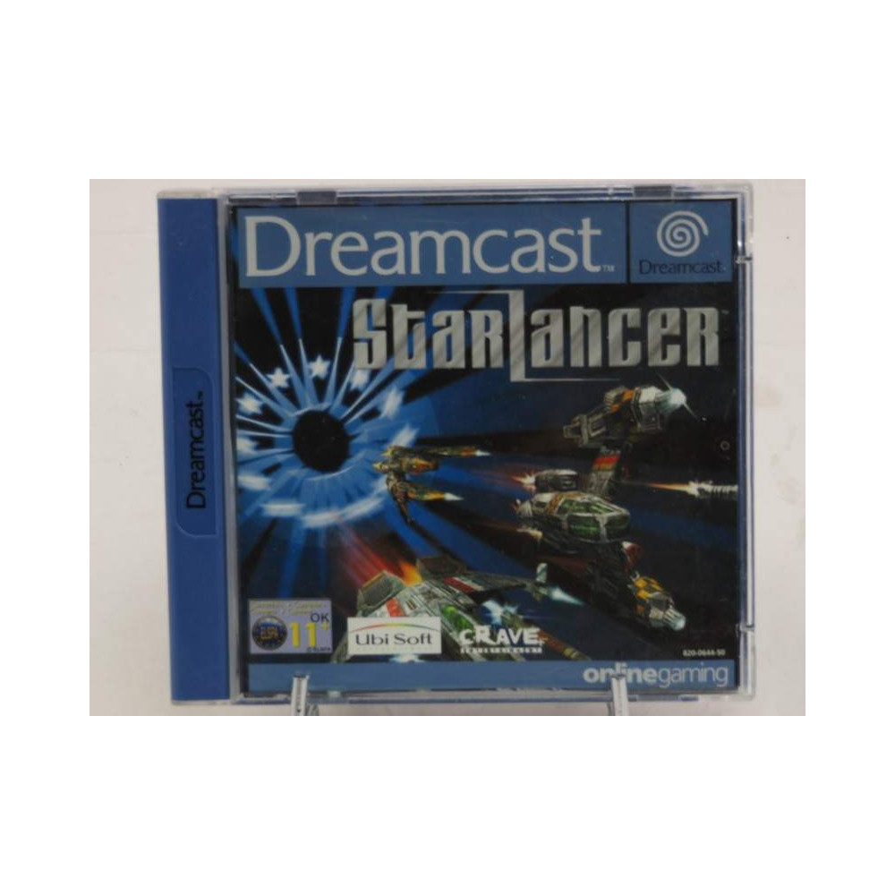 STARLANCER DREAMCAST PAL-FR OCCASION