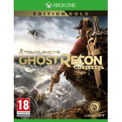 GHOST RECON WILDLANDS GOLD XBOX ONE EURO FR NEW
