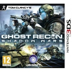 GHOST RECON SHADOW WARS 3DS VF OCC