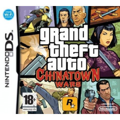 GTA CHINATOWN WARS NDS FR OCCASION