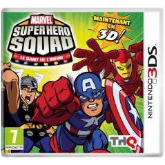 MARVEL SUPER HERO SQUAD LE GANT DE L INFINI 3DS