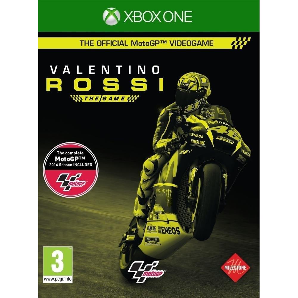 VALENTINO ROSSI THE GAME XONE FR