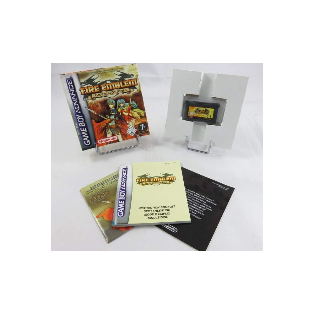 FIRE EMBLEM THE SACRED STONES GBA NFHUG OCCASION