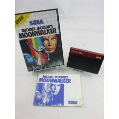MOONWALKER MASTER SYSTEM PAL-EURO OCCASION
