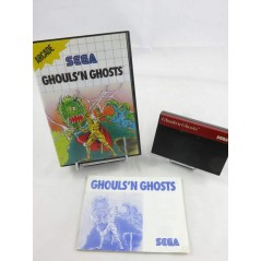GHOULS N GHOSTS MASTER SYSTEM PAL-EURO OCCASION