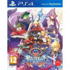 BLAZBLUE CENTRALFICTION PS4 FR OCCASION