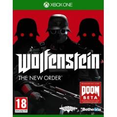 WOLFENSTEIN THE NEW ORDER XONE VF OCC
