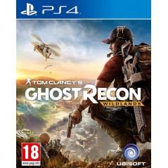 GHOST RECON WILDLANDS PS4 UK NEW