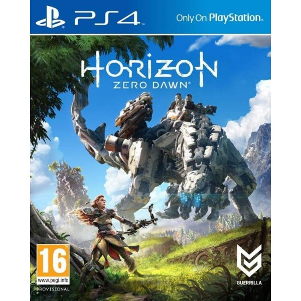 HORIZON ZERO DAWN PS4 FRANCAIS OCCASION