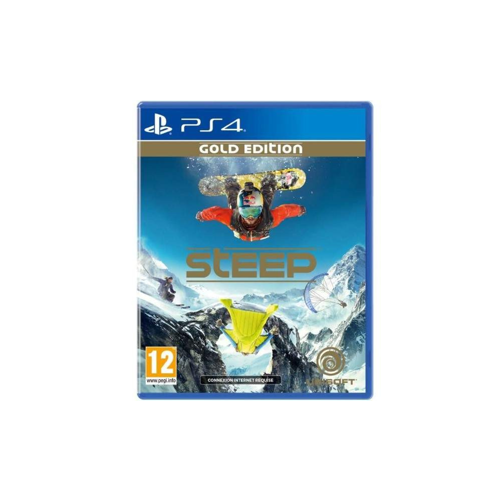 STEEP GOLD EDITION PS4 FRANCAIS OCCASION