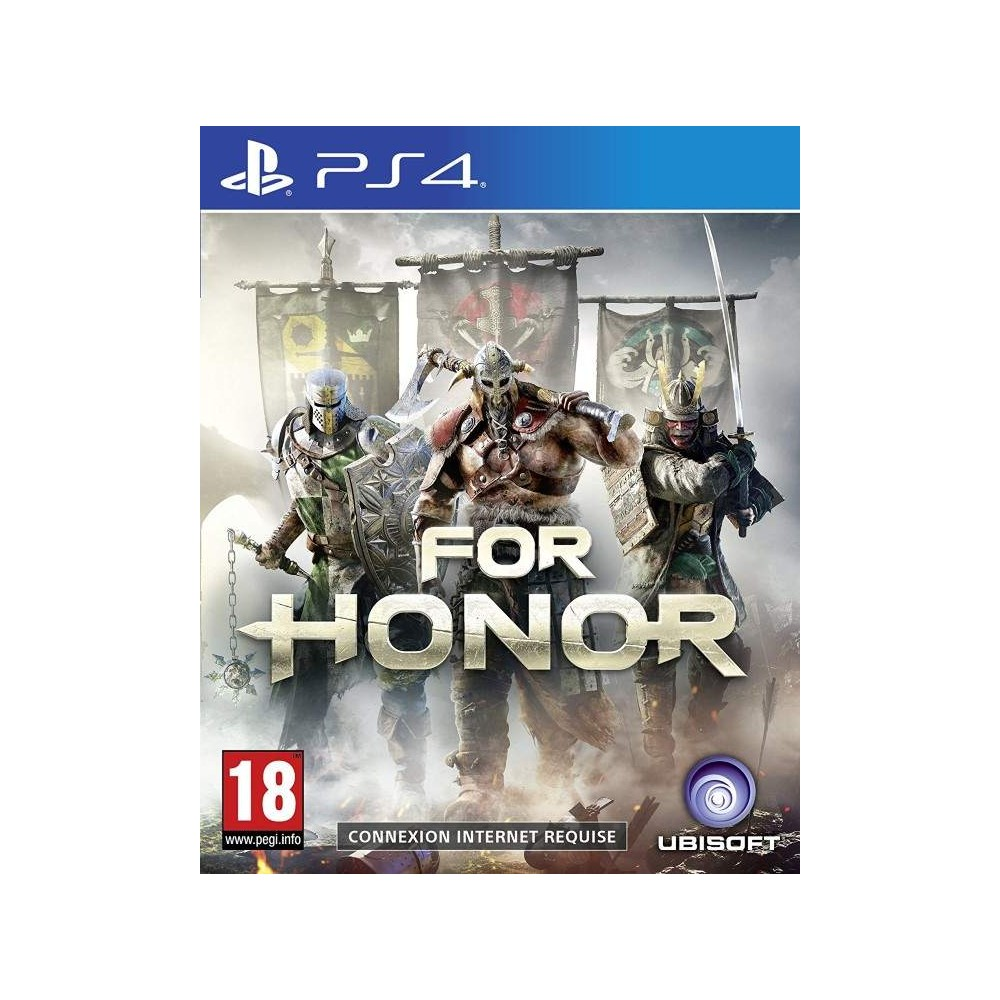 FOR HONOR PS4 EURO FRANCAIS OCCASION