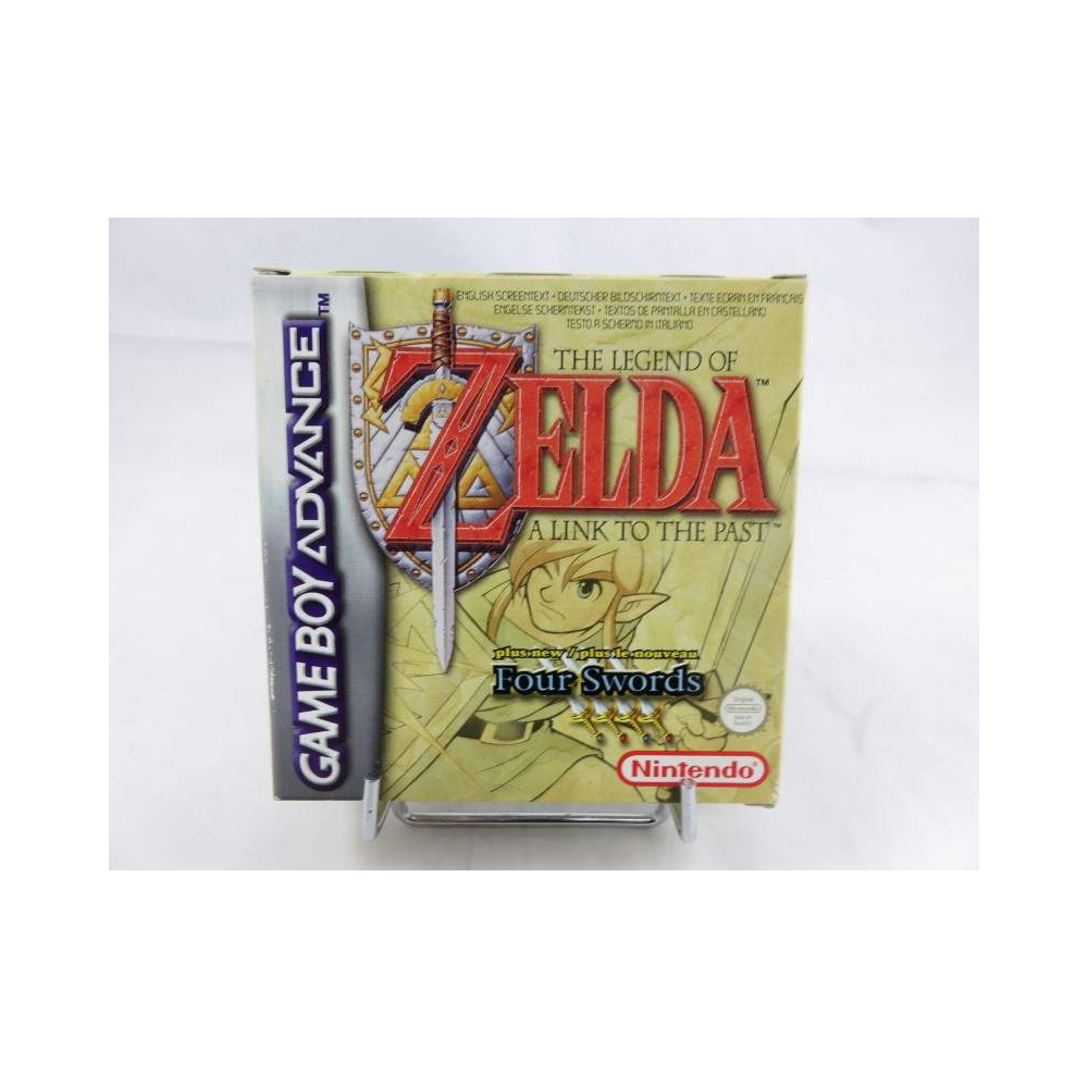 THE LEGEND OF ZELDA A LINK TO THE PAST GBA NEU6 OCCASION