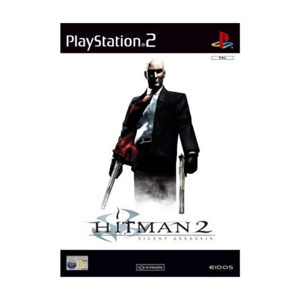 HITMAN 2 : SILENT ASSASSIN PS2 PAL-FR OCCASION