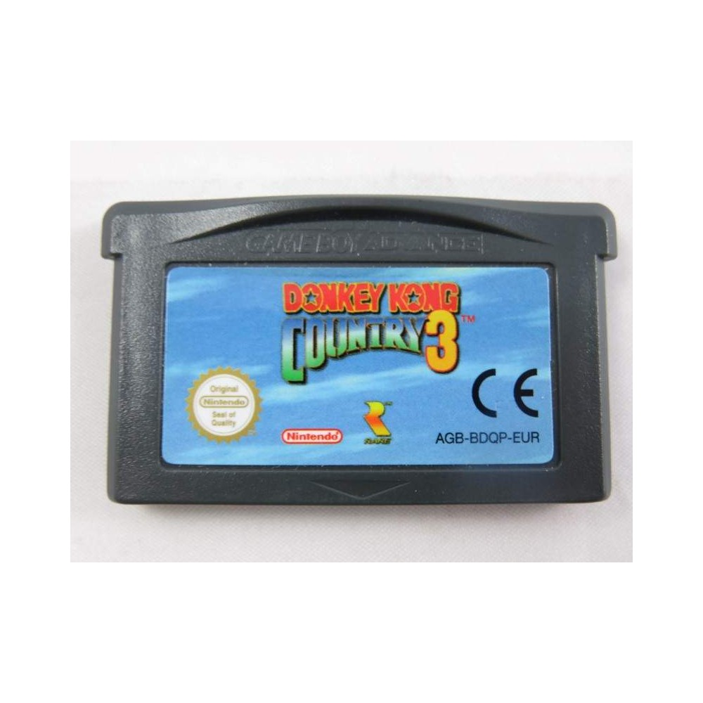 DONKEY KONG COUNTRY 3 GBA EUR LOOSE
