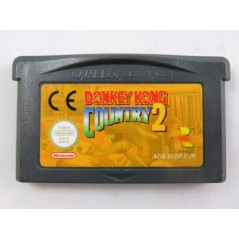DONKEY KONG COUNTRY 2 GBA EUR LOOSE
