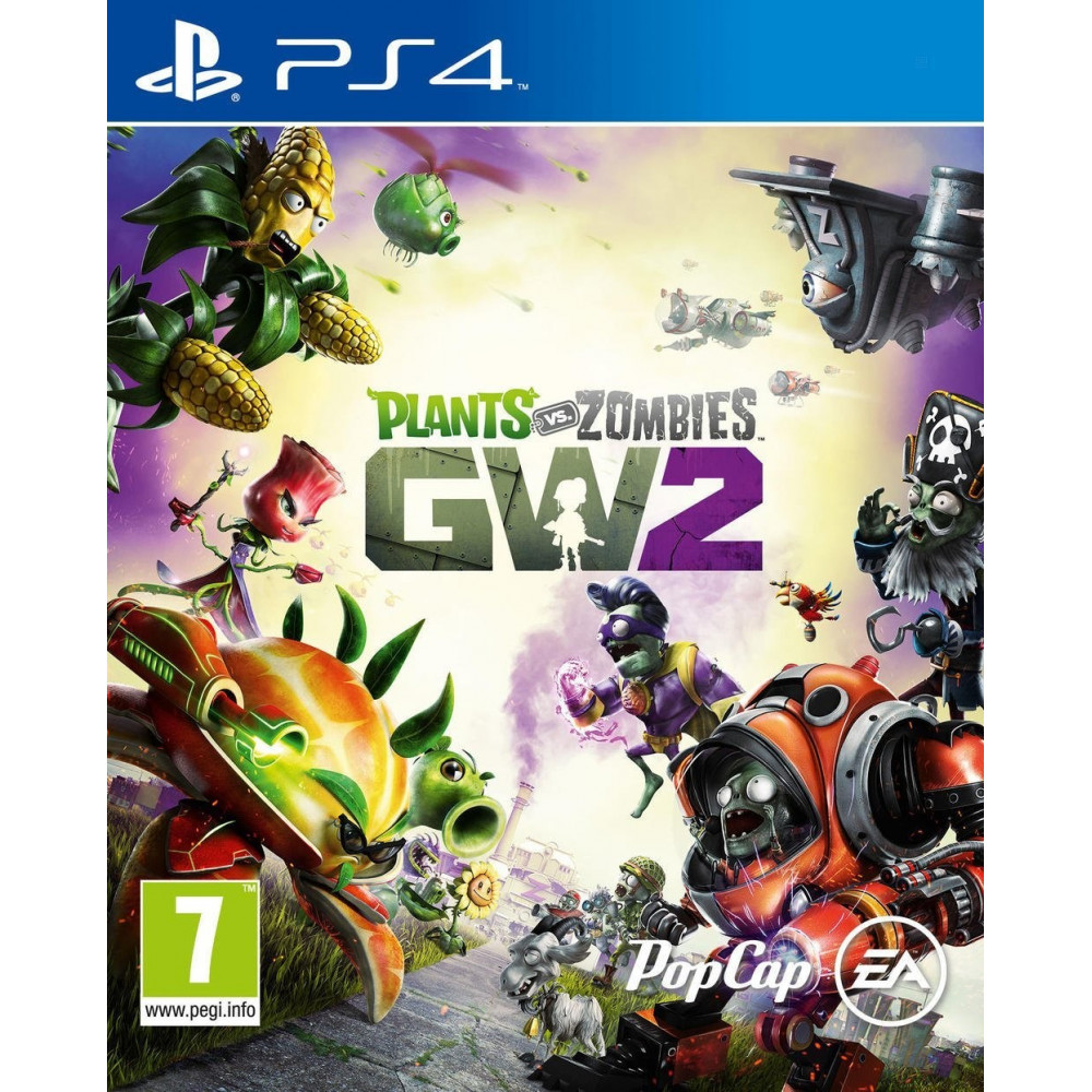 PLANTS VS ZOMBIES GARDEN WARFARE 2 PS4 VF