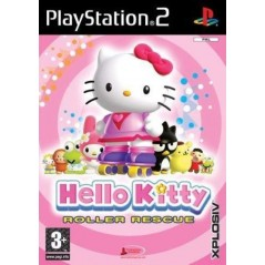 HELLO KITTY ROLLER RESCUE PS2 PAL-FR NEW
