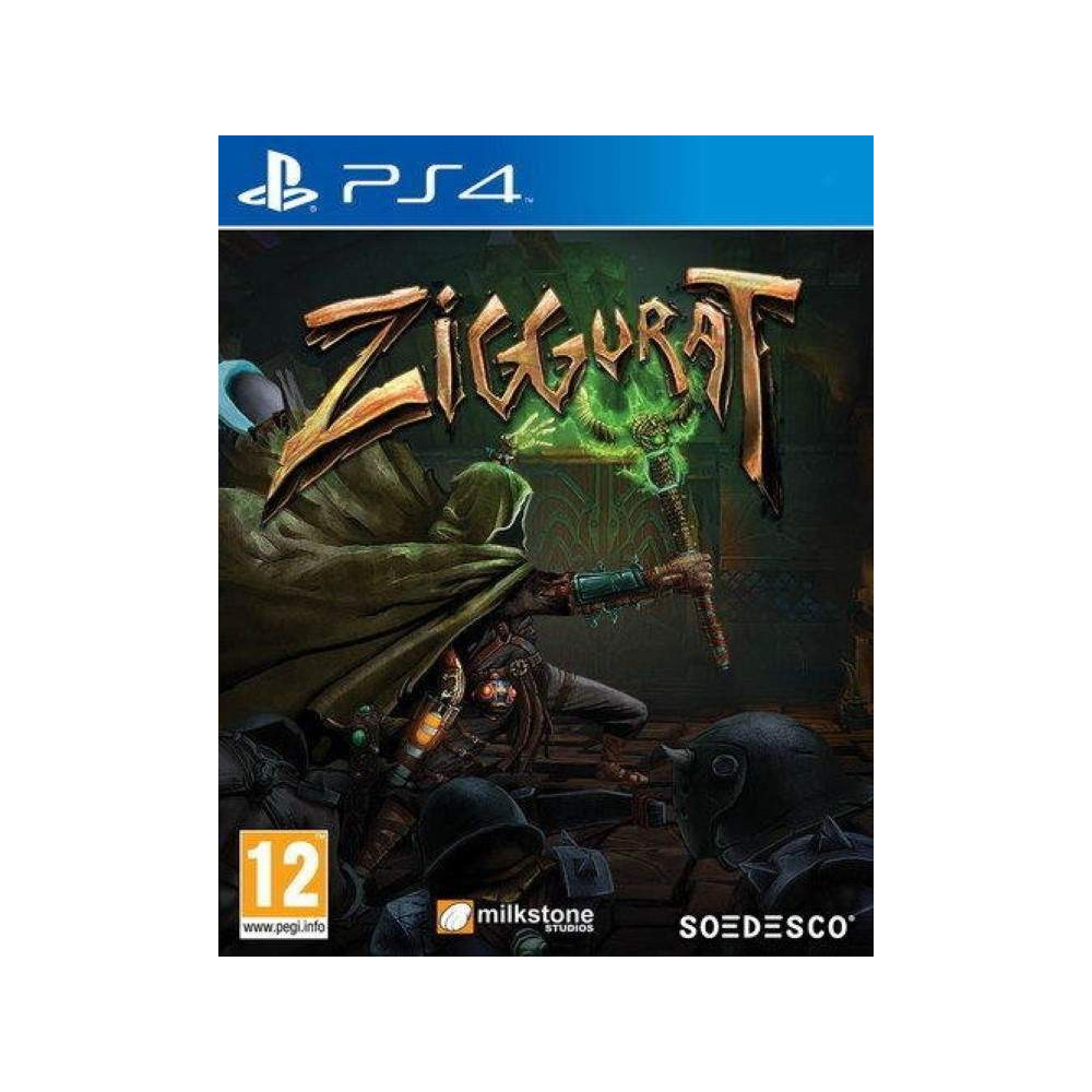 ZIGGURAT PS4 FR NEW