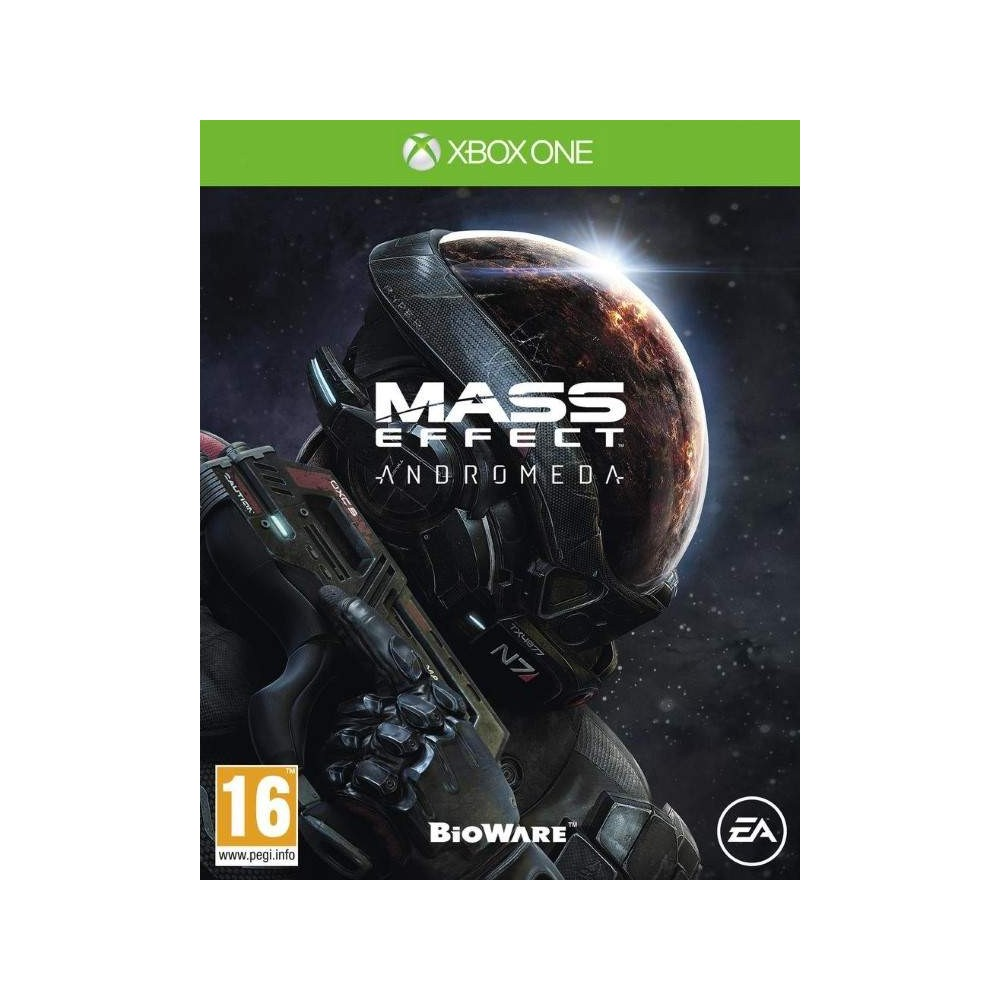 MASS EFFECT ANDROMEDA XBOX ONE FRANCAIS NEW