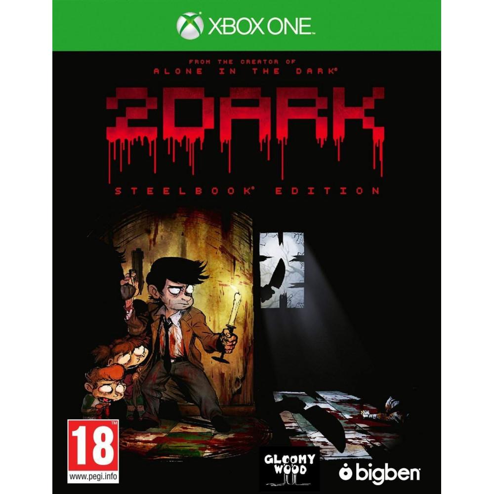 2 DARK STEELBOOK EDITION XONE UK NEW