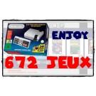 Modification Nes Mini - Ajout de 672 jeux