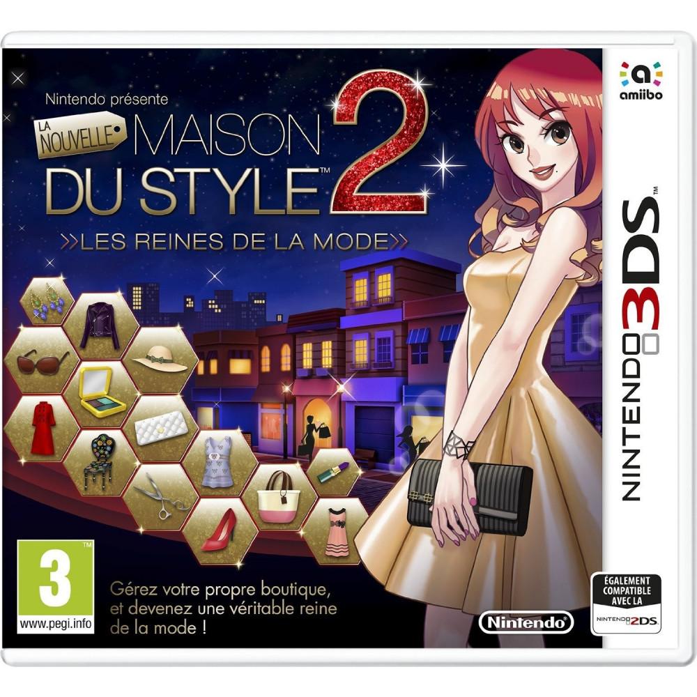 LA MAISON DU STYLE 2 3DS VF