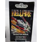 HELLFIRE GENESIS NTSC-USA OCCASION