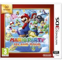 NINTENDO SELECT MARIO PARTY ISLAND TOUR 3DS VF